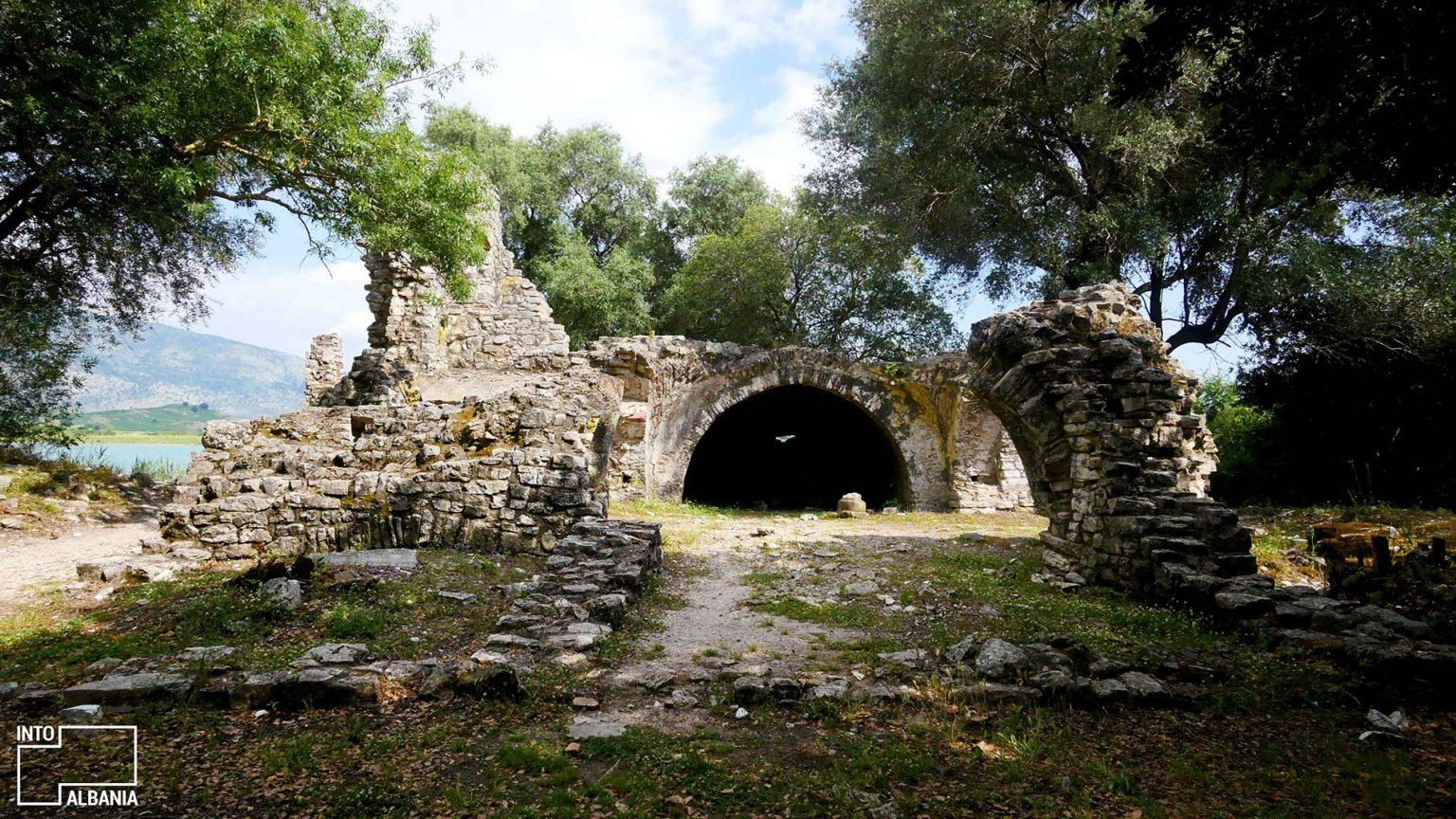Archeological Park of Butrint, Saranda, photo by IntoAlbania