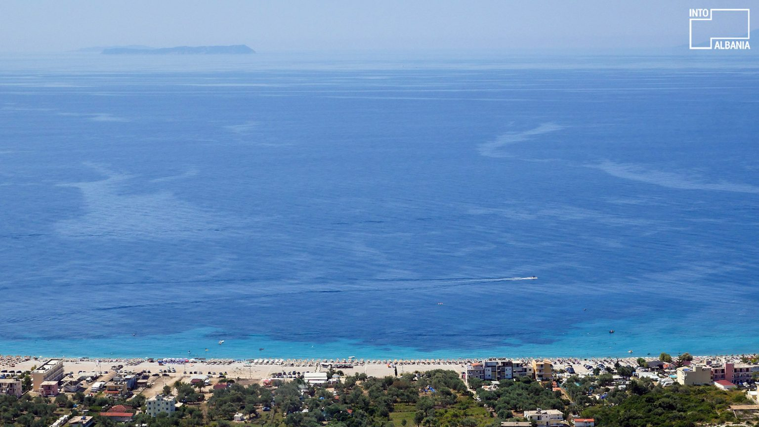 Albainan Riviera, photo by IntoAlbania.