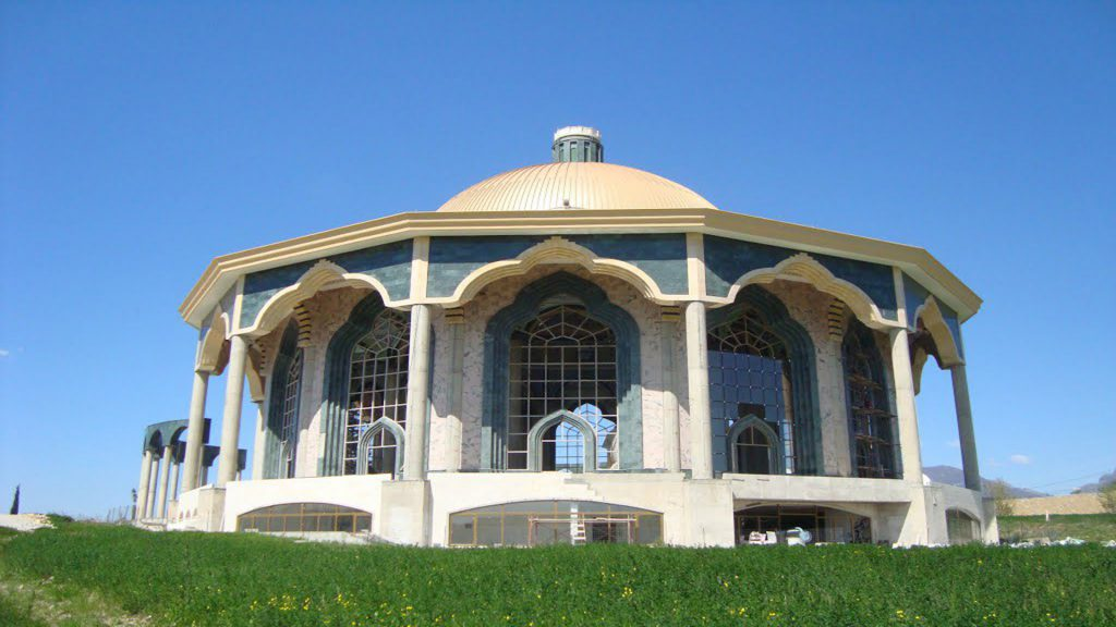 The Odeon at the Bektashi World Center, photo source: kryegjyshataboterorebektashiane.org.