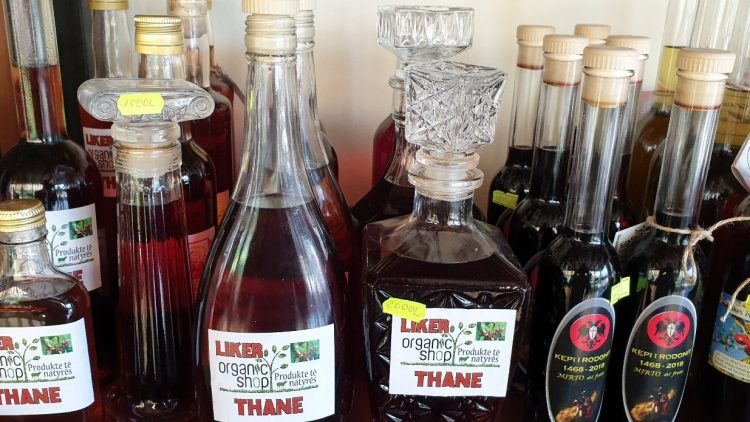 Organic Shop: Local Products of the Highest Quality - Into Albania