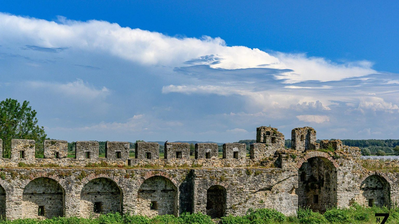 Bashtova Castle, photo courtesy of Matthew J Zumwalt. instagram.com/matthewjzumwalt