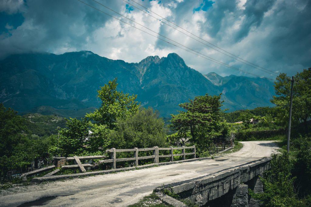 Kallarat Village in Vlorë. Photo by Jurgen Kushta