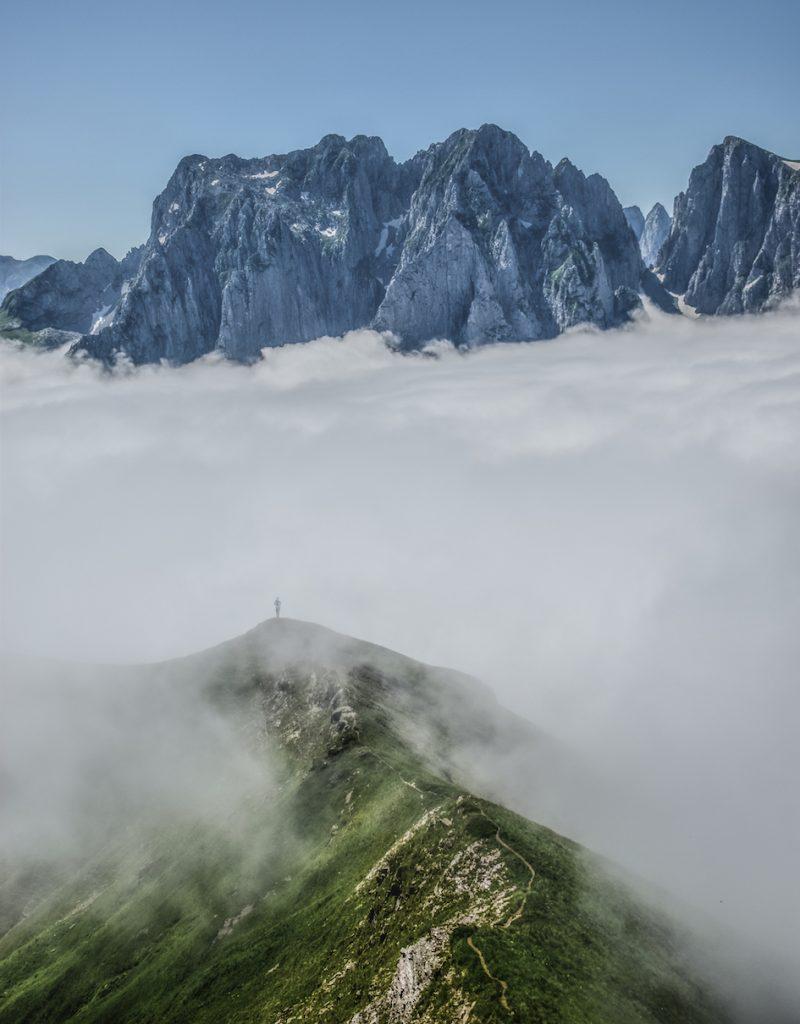 Vajusha Peak, Lëpushë. Photo by Jurgen Kushta