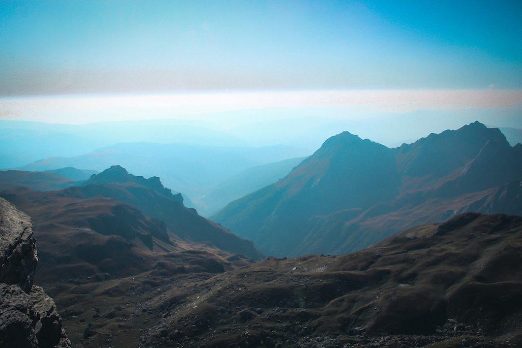 Mount Korab. Photo by Jurgen Kushta