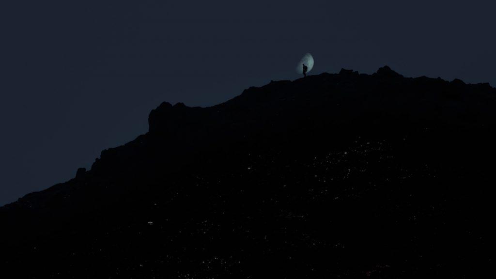Kallkan Peak. Photo by Jurgen Kushta
