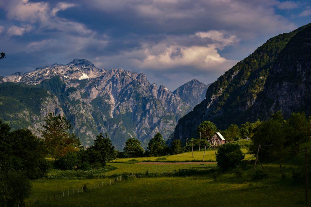 Theth Village. Photo by Jurgen Kushta